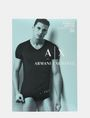 ARMANI EXCHANGE 2 PACK LOGO V-NECK T-SHIRT Unterhemd Herren a