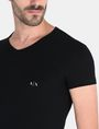 ARMANI EXCHANGE 2 PACK LOGO V-NECK T-SHIRT Unterhemd Herren e