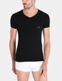 ARMANI EXCHANGE 2 PACK LOGO V-NECK T-SHIRT Unterhemd Herren r