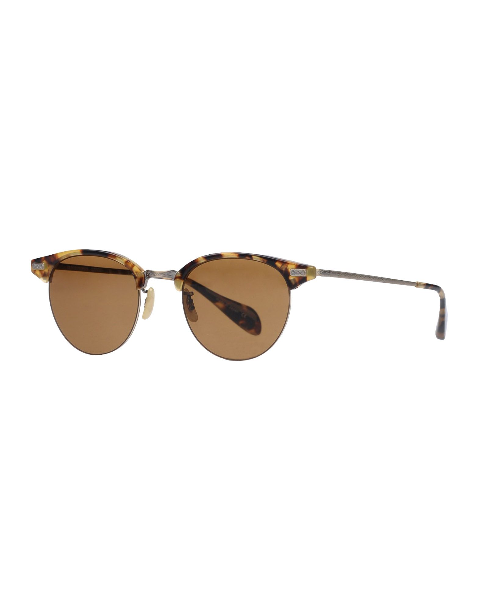 OLIVER PEOPLES Солнечные очки oliver peoples west unisex piedra