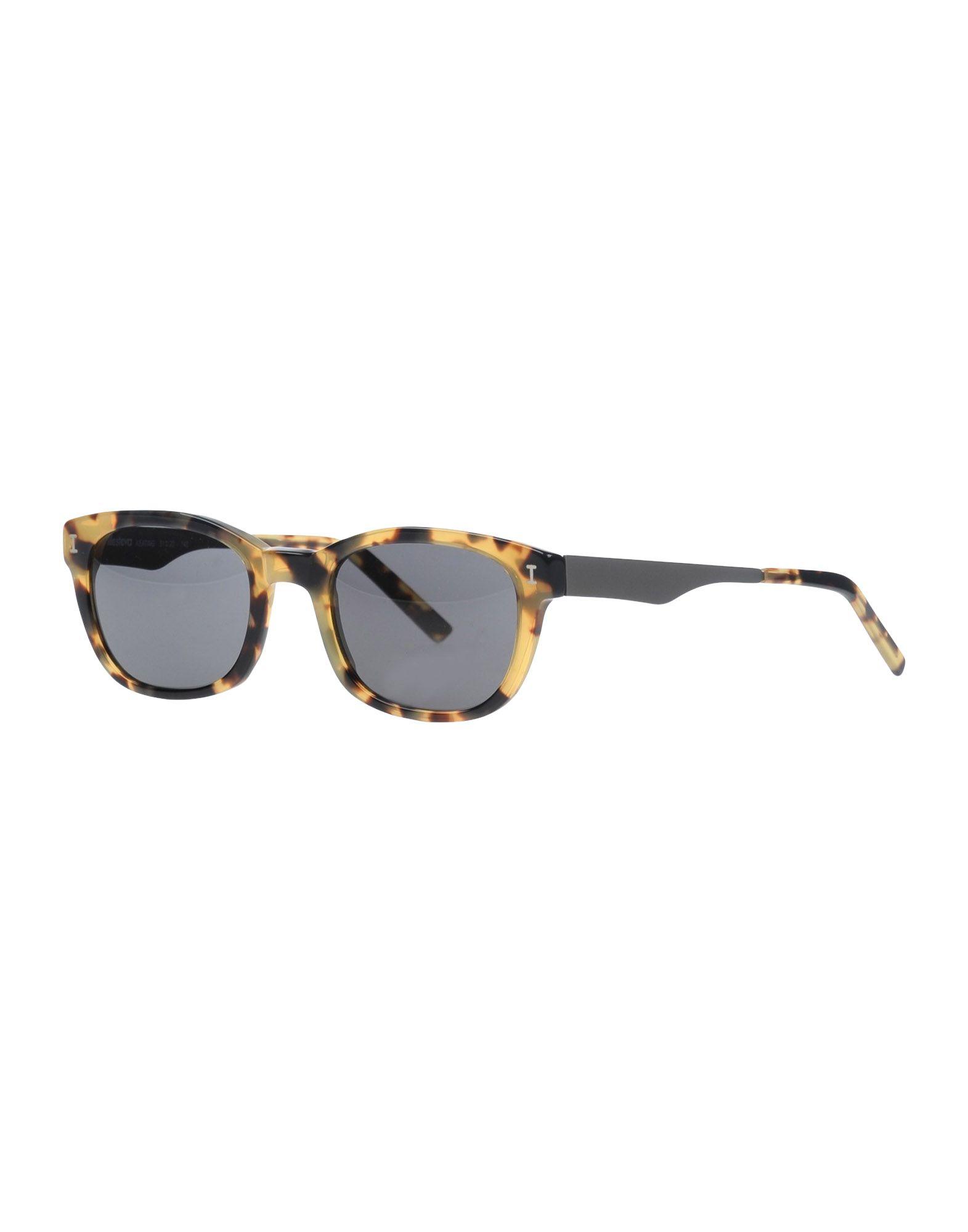 ILLESTEVA Солнечные очки бусы из янтаря солнечные дни