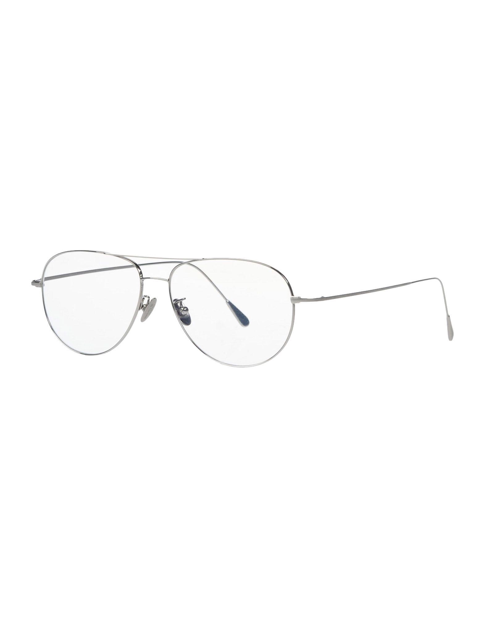 CUTLER AND GROSS Damen Brille Farbe Silber Größe 1