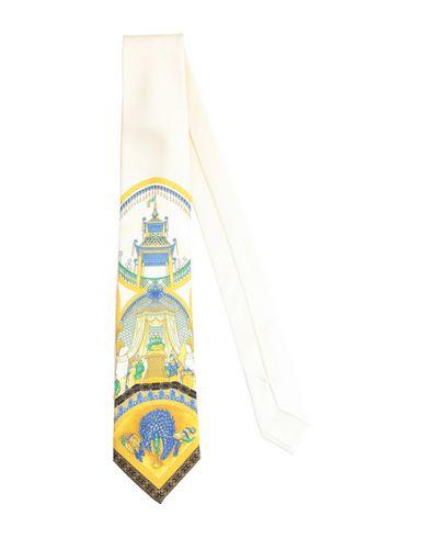 Фото - Мужской галстук  бежевого цвета