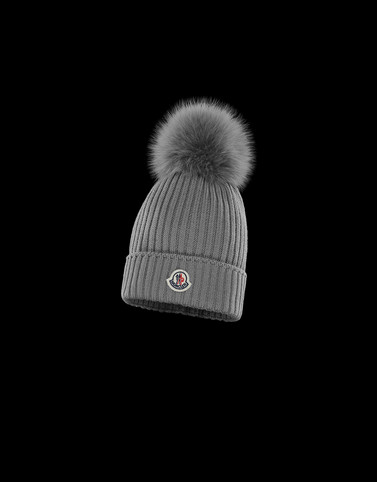 HAT Light grey Junior 8-10 Years - Girl