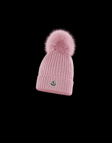 HAT Pink New in Woman