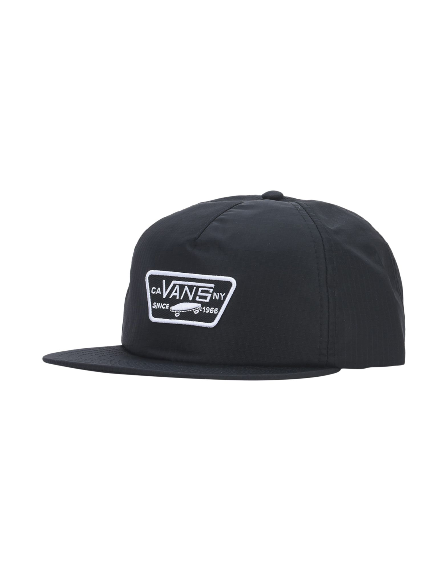 《送料無料》VANS レディース 帽子 ブラック one size ナイロン 100% REBEL RIDERS HAT
