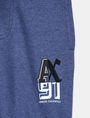 ARMANI EXCHANGE BOYS RANSOM FONT FLEECE PANTS Fleece Pant Man d