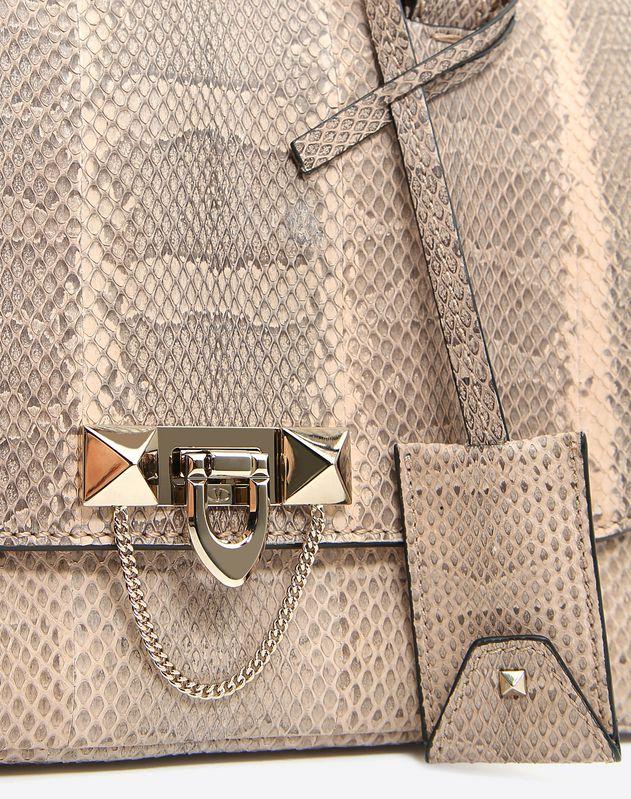 Kleine Tasche Demilune mit zwei Henkeln