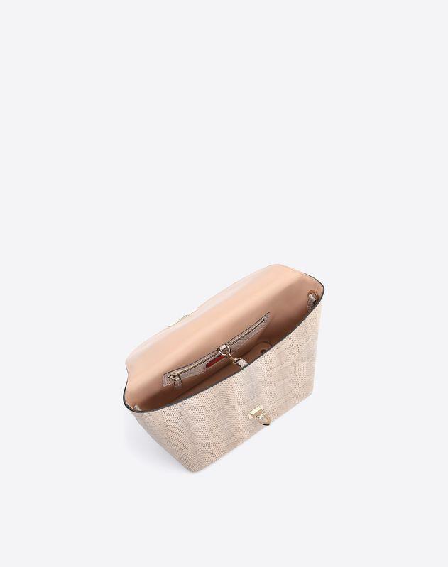 Bolso con asa doble Demilune pequeño