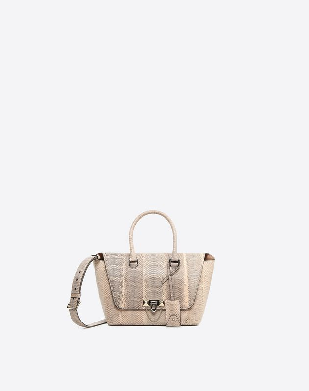 Demilune Small Double Handle Bag