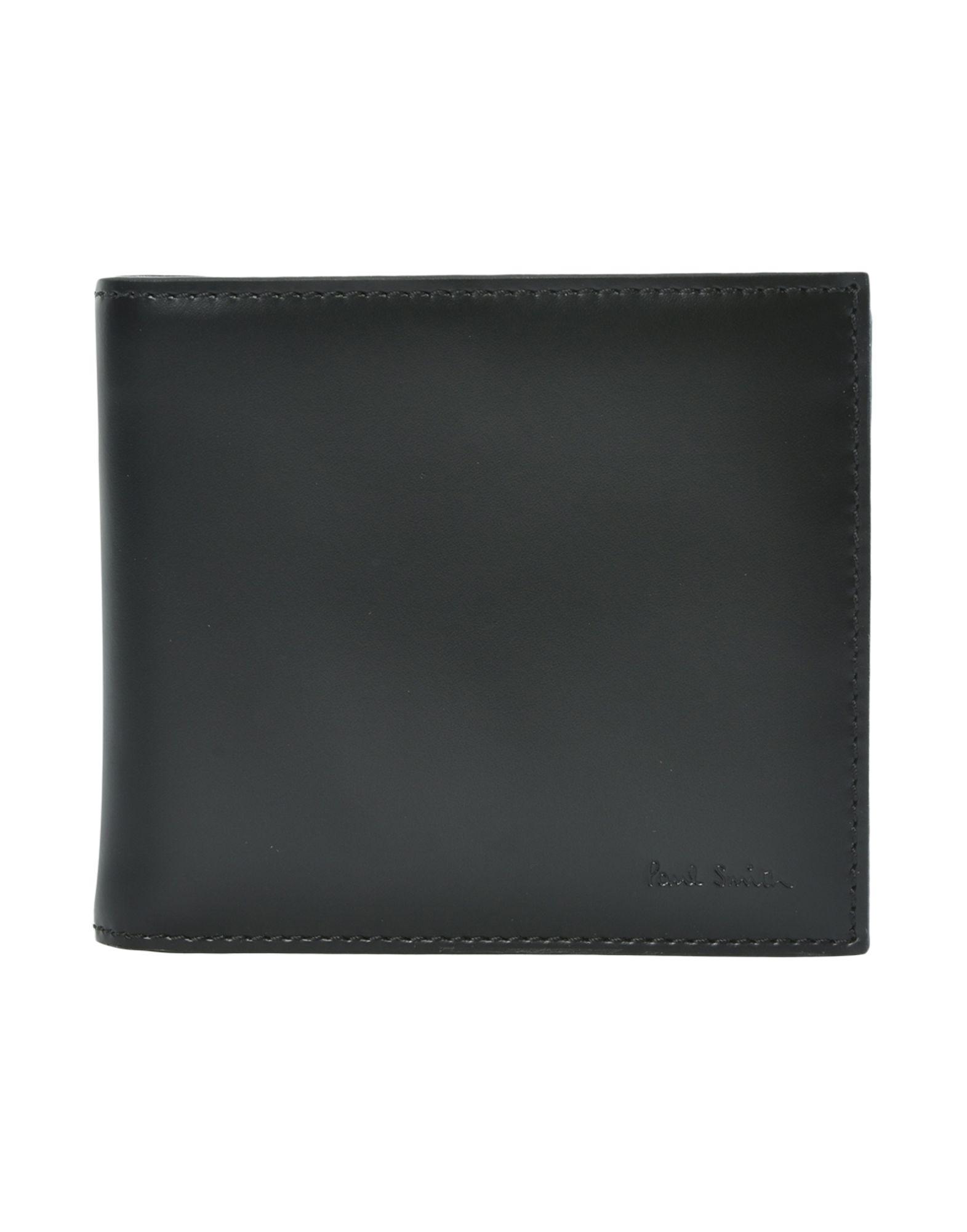 メンズ ポール スミス 財布 ブラック