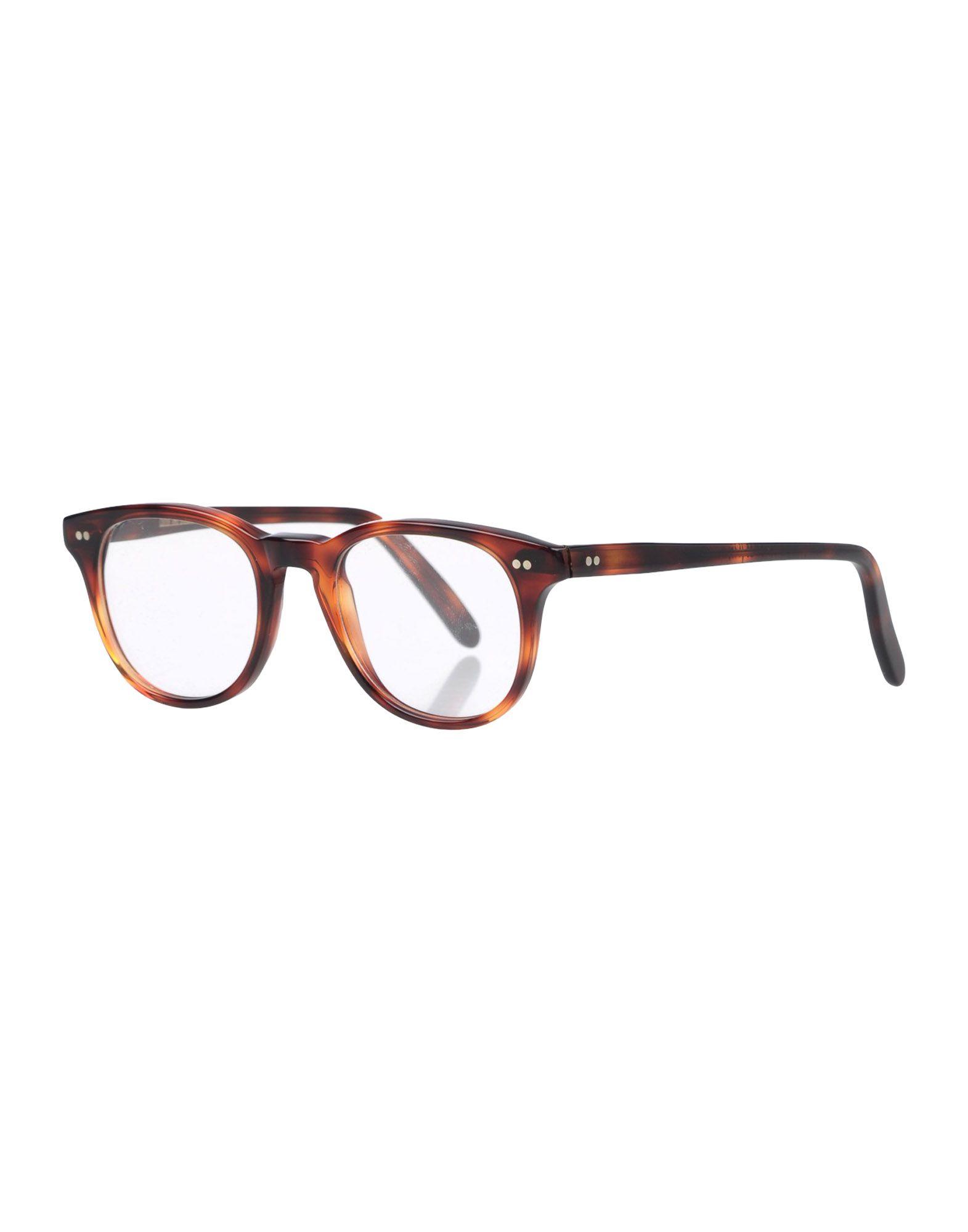 CUTLER AND GROSS Herren Brille Farbe Dunkelbraun Größe 1