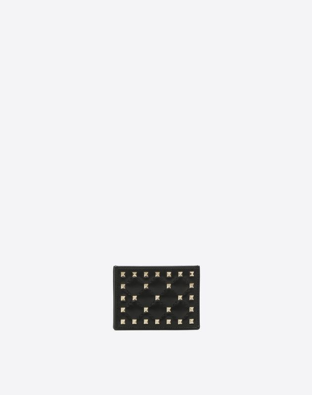 Rockstud Spike Card Holder