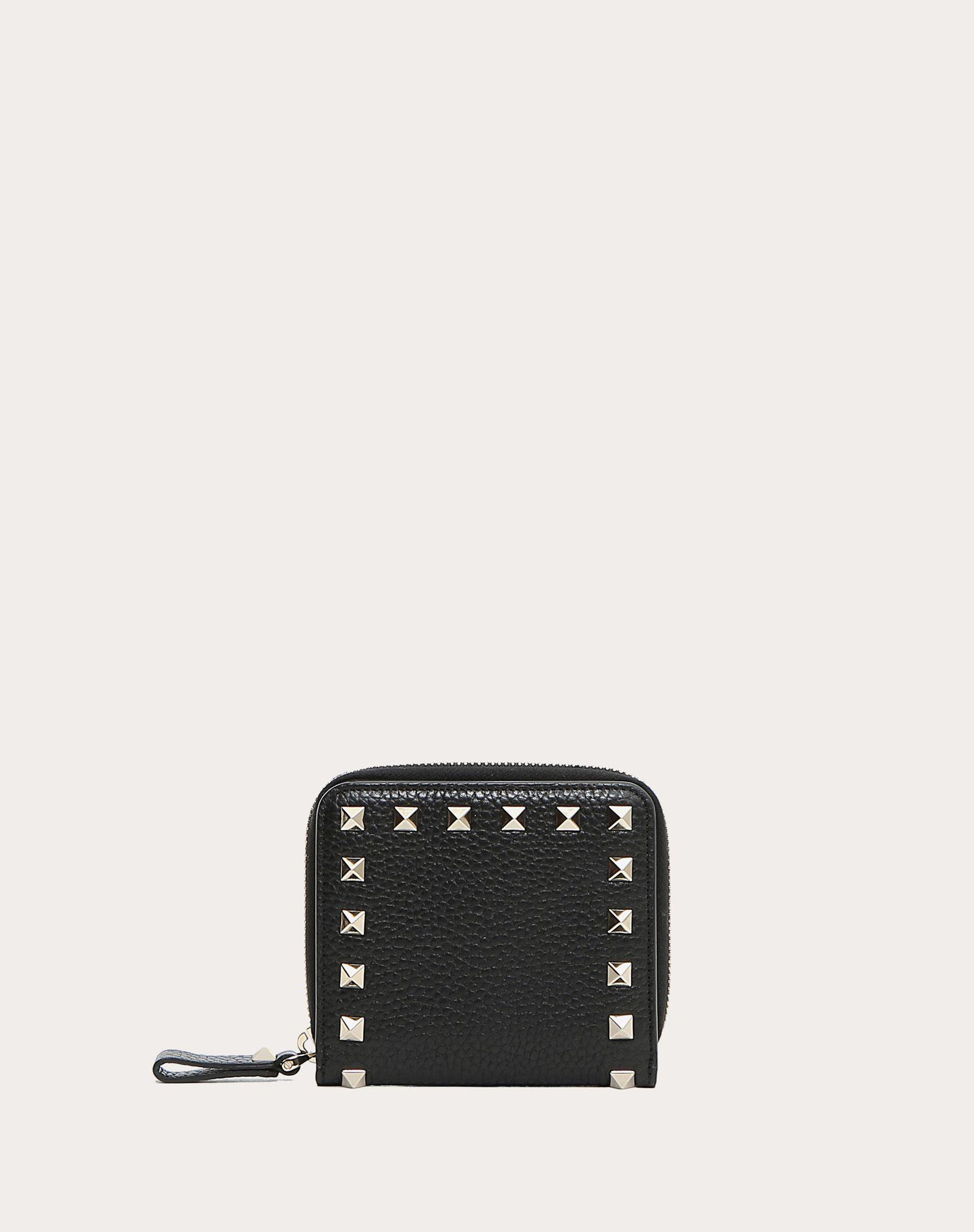 Rockstud Compact Wallet