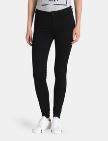 F and f black skinny jeans