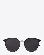 SAINT LAURENT CLASSIC E CLASSIC 202/K in matte black f