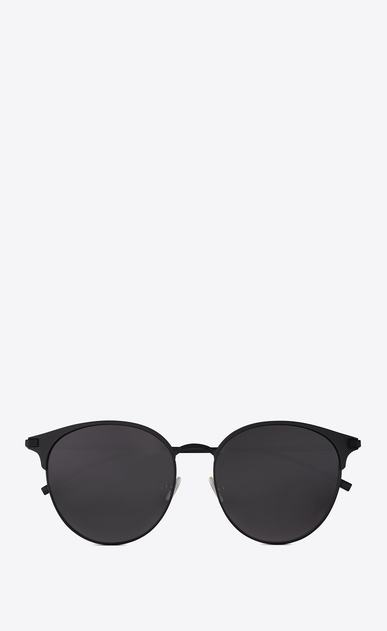 SAINT LAURENT CLASSIC E 202/k in matte black a_V4