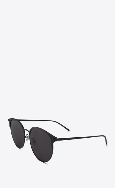 SAINT LAURENT CLASSIC E 202/k in matte black b_V4