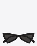 SAINT LAURENT NEW WAVE D NEW WAVE 207 JERRY sunglasses in black f