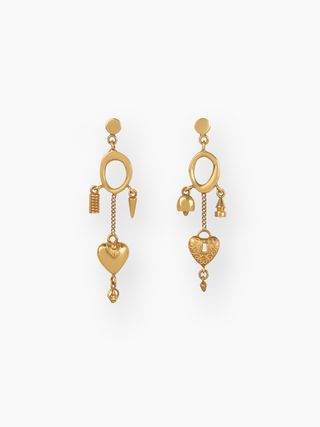 Collected Hearts earrings