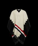 MONCLER PONCHO - Scarves - men