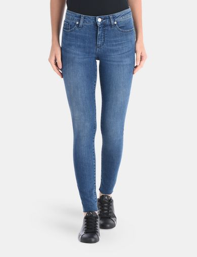 ONE-POCKET SUPER SKINNY JEANS