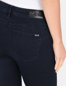 ARMANI EXCHANGE BLACKENED INDIGO SUPER SKINNY JEANS Skinny jeans Woman e