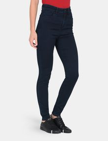 ARMANI EXCHANGE HIGH-RISE SUPER SKINNY JEANS Skinny jeans Woman d