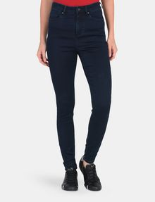 ARMANI EXCHANGE HIGH-RISE SUPER SKINNY JEANS Skinny jeans Woman f