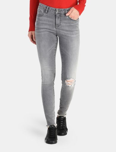 BLOWOUT SUPER SKINNY JEANS