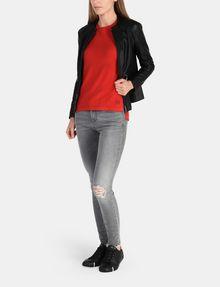 ARMANI EXCHANGE BLOWOUT SUPER SKINNY JEANS Skinny jeans Woman a