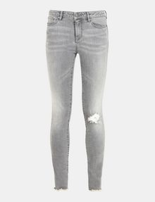 ARMANI EXCHANGE BLOWOUT SUPER SKINNY JEANS Skinny jeans D b