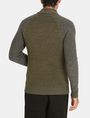 ARMANI EXCHANGE MARLED SHAWL-COLLAR SWEATER Pullover Man r
