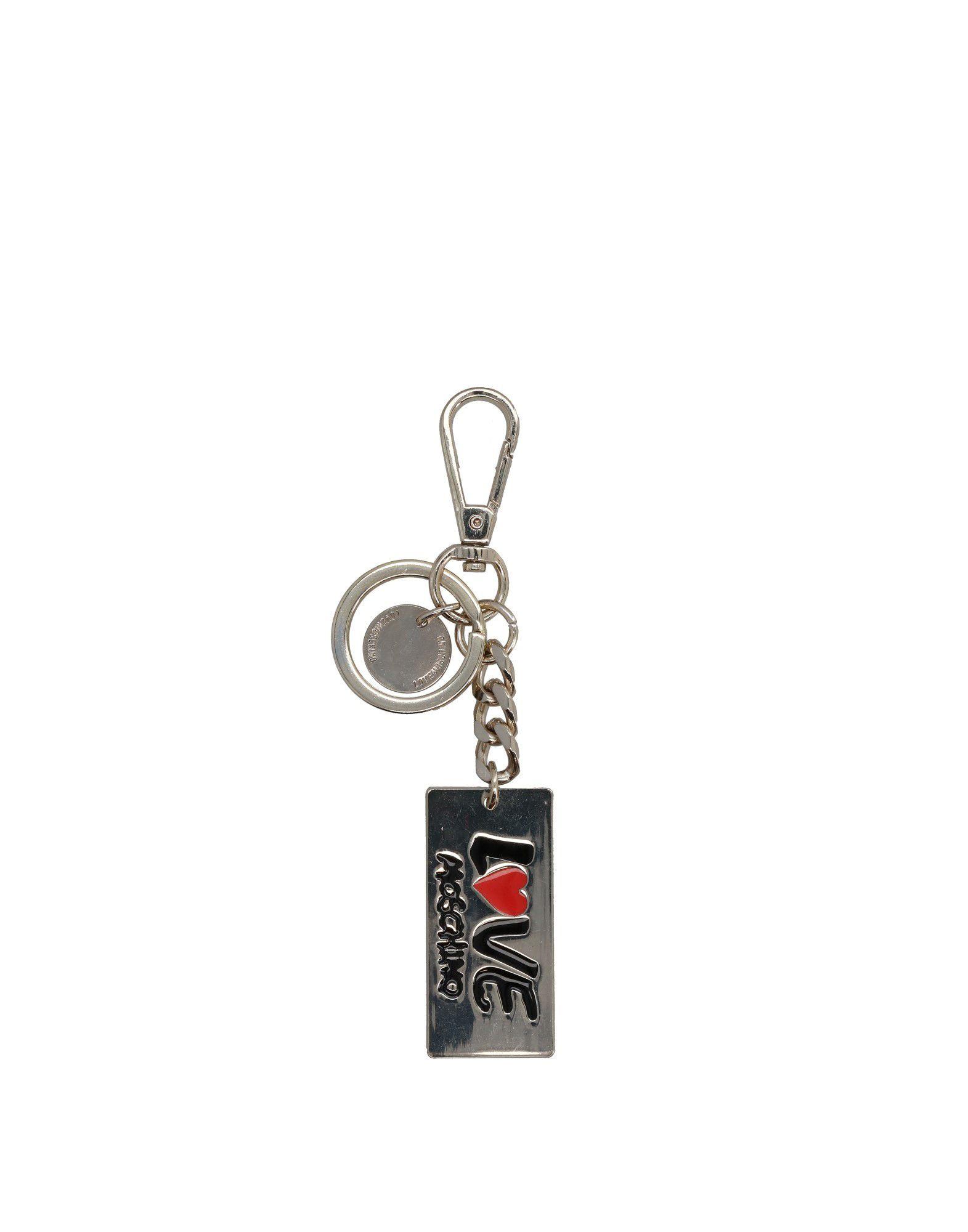 LOVE MOSCHINO Брелок для ключей брелок lovebeads 10 dyb0035