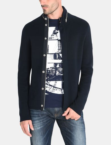 HIDEAWAY HOOD SWEATER JACKET