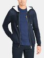 ARMANI EXCHANGE LOGO HOODIE SWEATER Layering Man f