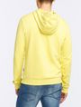 ARMANI EXCHANGE FRENCH TERRY CIRCLE HOODIE Fleece Top Man r