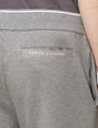 ARMANI EXCHANGE GROSGRAIN LOGO FLEECE PANT Fleece Pant Man e