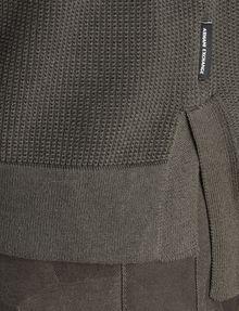 ARMANI EXCHANGE CHEST STRIPE CREWNECK SWEATER Pullover [*** pickupInStoreShippingNotGuaranteed_info ***] e