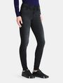 ARMANI EXCHANGE LIFT-UP WASHED BLACK SUPER SKINNY JEANS Skinny jeans Woman d