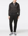 ARMANI EXCHANGE GROSGRAIN LOGO FLEECE PANT Fleece Pant Man a