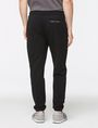 ARMANI EXCHANGE GROSGRAIN LOGO FLEECE PANT Fleece Pant Man r