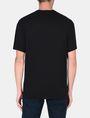 ARMANI EXCHANGE RELAXED PAINTBOX LOGO CREWNECK T-SHIRT Logo T-shirt Man r