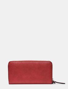 ARMANI EXCHANGE WRISTLET WALLET Small Leather Good Woman d