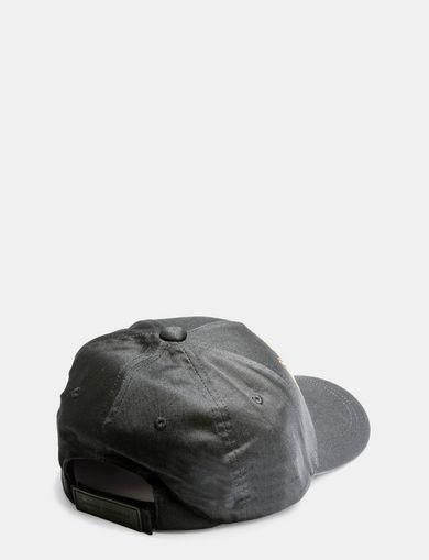 CONTRAST STRIPE LOGO HAT