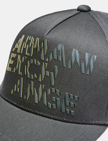 ARMANI EXCHANGE CONTRAST STRIPE LOGO HAT Hat Man d