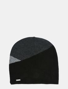 ARMANI EXCHANGE WOOL COLORBLOCK BEANIE Hat [*** pickupInStoreShippingNotGuaranteed_info ***] f