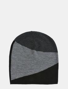 ARMANI EXCHANGE WOOL COLORBLOCK BEANIE Hat [*** pickupInStoreShippingNotGuaranteed_info ***] r