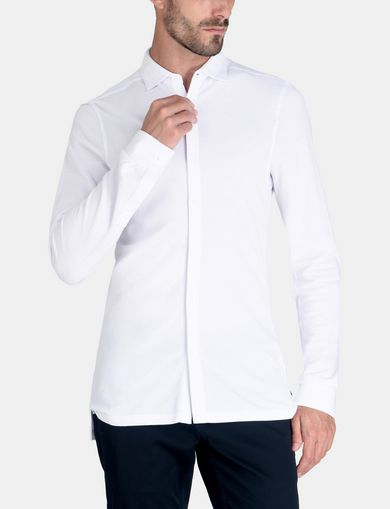 ARMANI EXCHANGE Long-Sleeved Shirt Man F