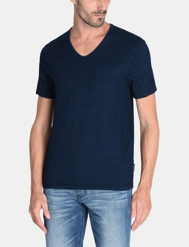 ARMANI EXCHANGE S/S Stricktop Herren F